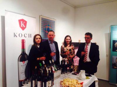 Madžarski vinarji Koch