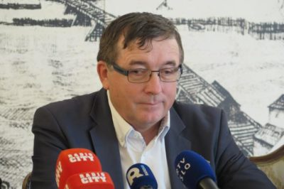 Andrej Fištravec (Foto: STA).