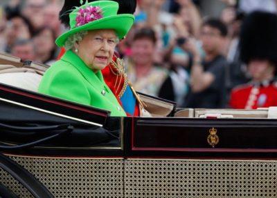 Britanska kraljica Elizabeta II. (Foto: STA).