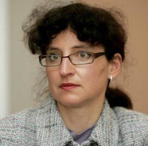 Miranda Groff Ferjančič, državna sekretarka MF (sta).