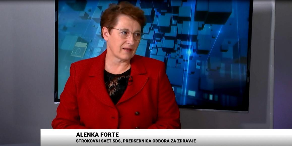 Alenka Forte (Foto: YouTube)