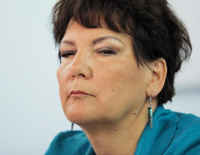 Meta Vesel Valentinčič (foto: STA)