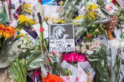 David Bowie je umrl januarja letos. Foto: STA