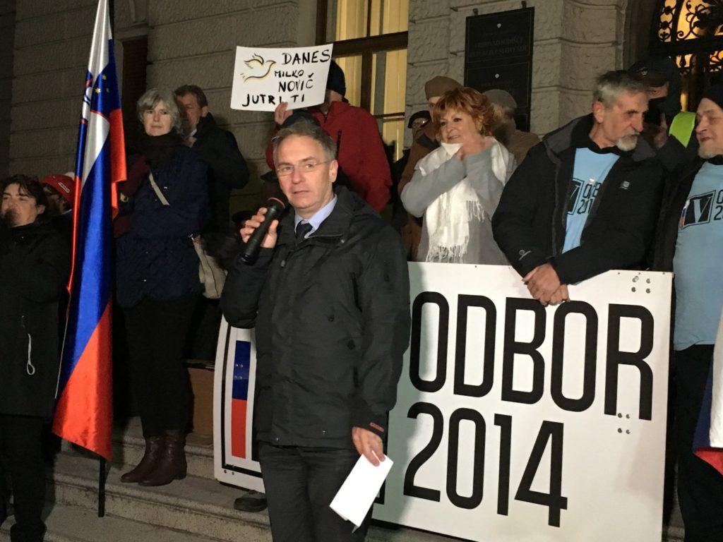 Aleš Hojs (foto: Nova24TV)