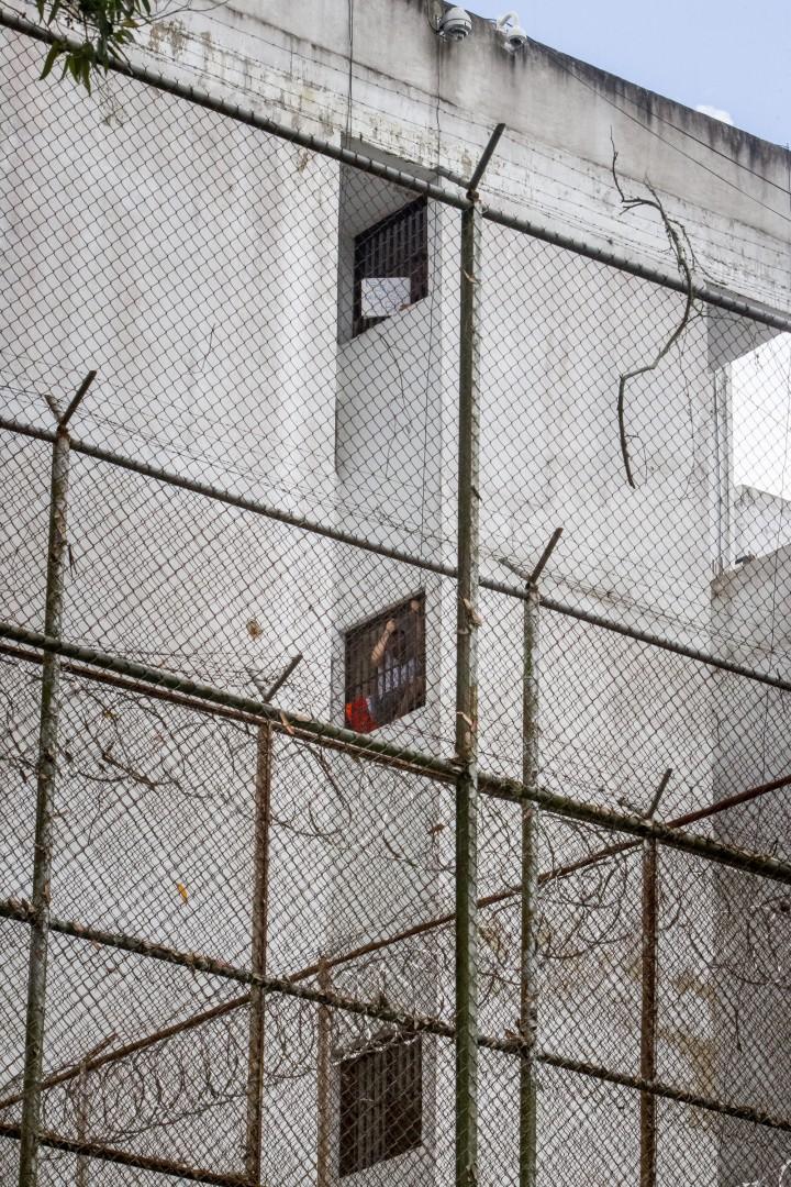 Venezuelski zapor za politične nasprotnike (Foto: epa).