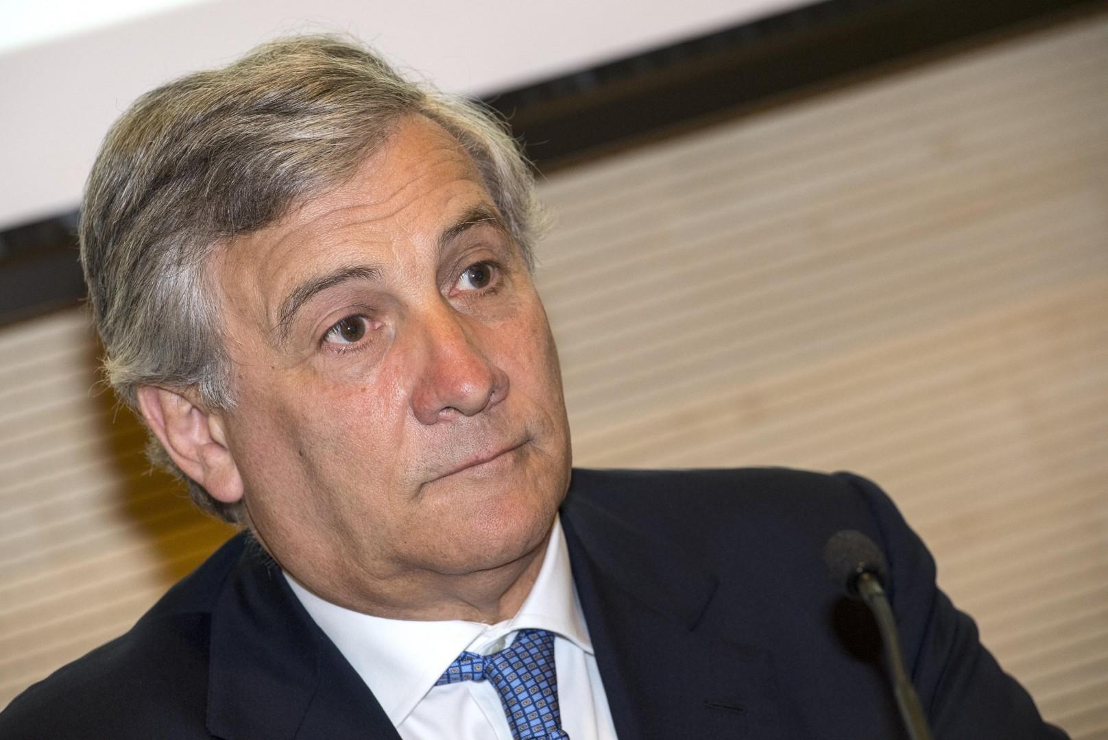 Antonio Tajani (foto: epa)
