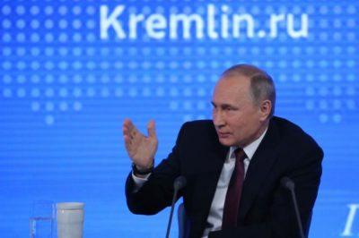 Ruski predsednik Vladimir Putin. foto STA