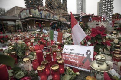 Foto: Sta Na prizorišču napada v Berlinu