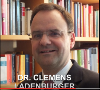 Dr. Clemens Landerburger. Foto: You tube.