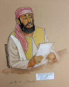 Skica Ramzija bin al Shibha, foto: epa