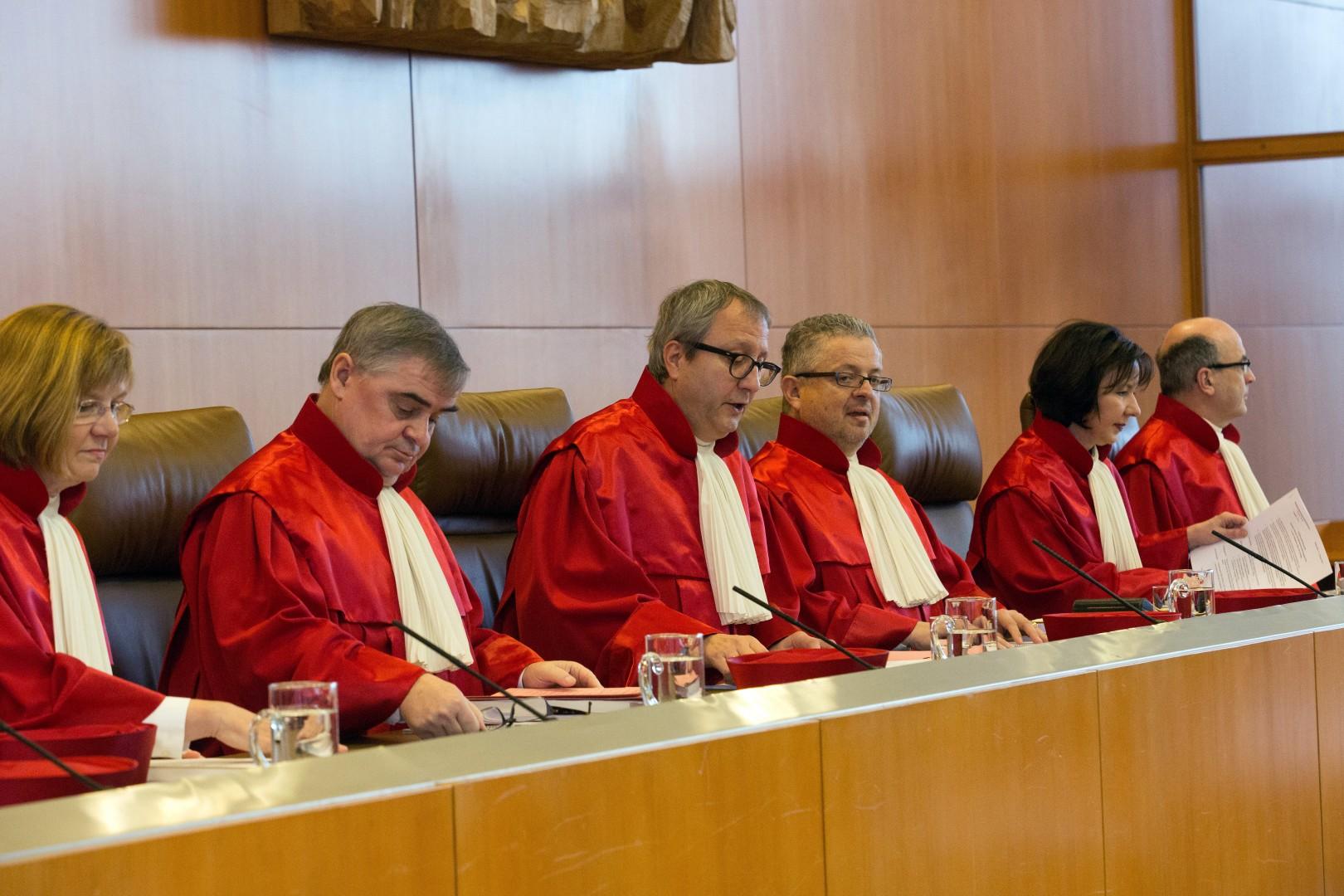 Nemško zvezno sodišče (foto: epa)