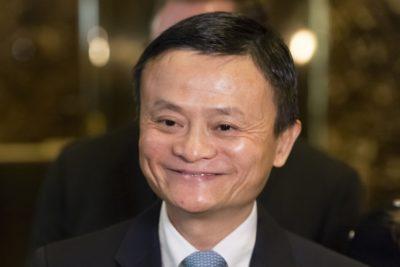 (Jack Ma) Foto: epa