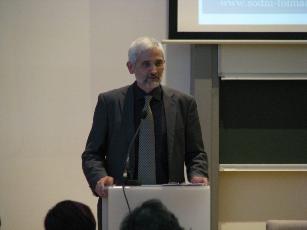 Damijan Florjančič (foto: Youtube)
