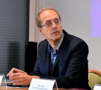 Prof. Dr. Matej Makarovič (foto: STA).