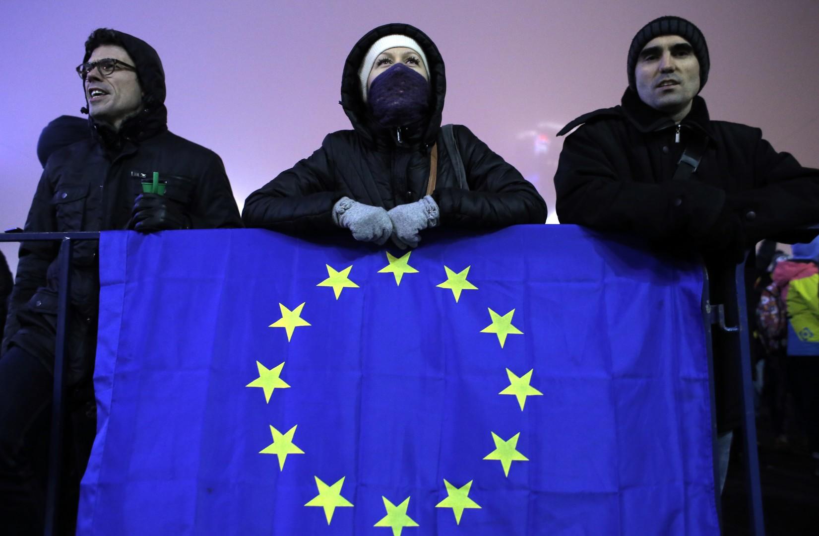 Romuni si želijo evropske normalnosti (foto: epa)