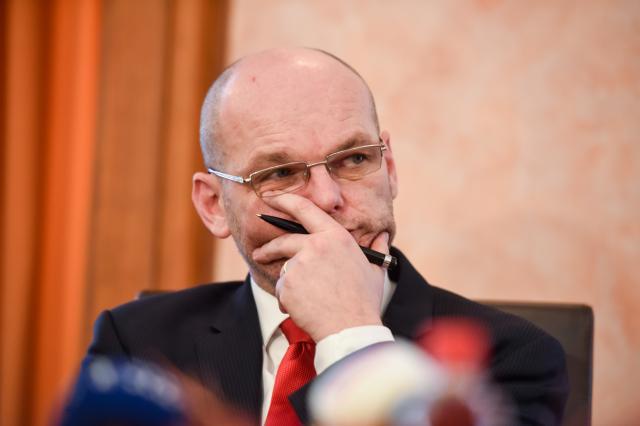 Goran Klemenčič, foto: STA