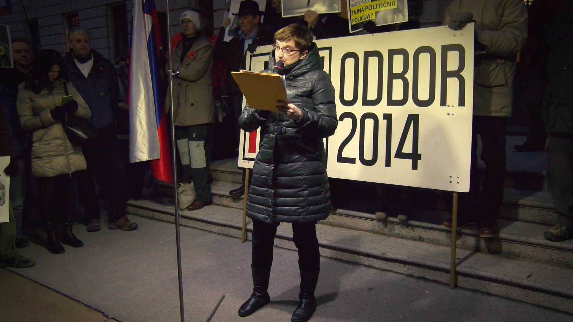 Petra Janša. foto: Nova24TV