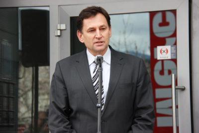Foto: STA. Predsednik uprave EL Andrej Ribič.