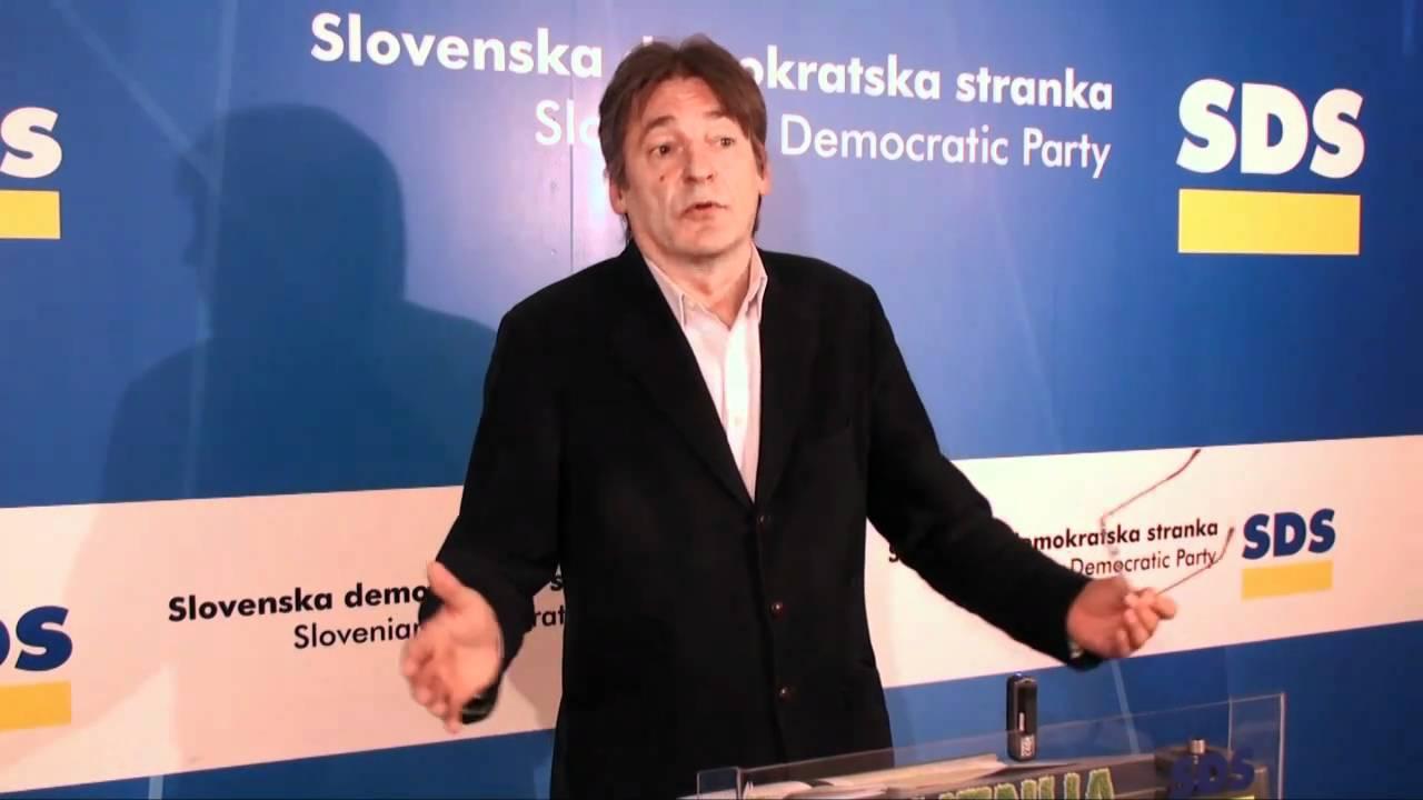 Vasko Simoniti je bil minister za kulturo v času prve Janševe vlade.