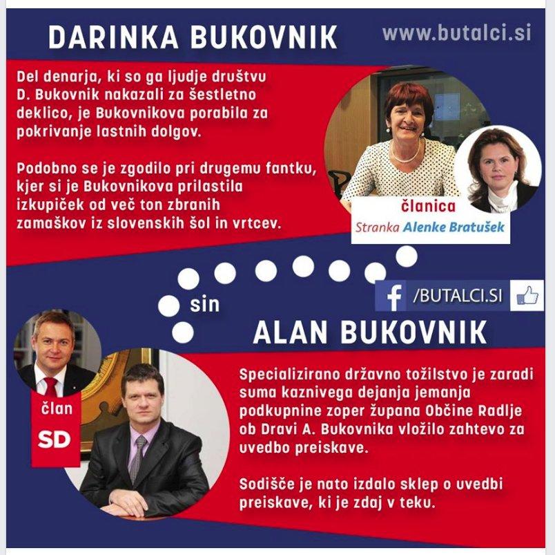 V preteklosti smo že poročali o nečednostih družine Bukovnik. (Foto: Nova24tv)