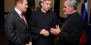 Nezvet Porić, glavni zagovornik islamske radikalizacije v Sloveniji. (vir STA)
