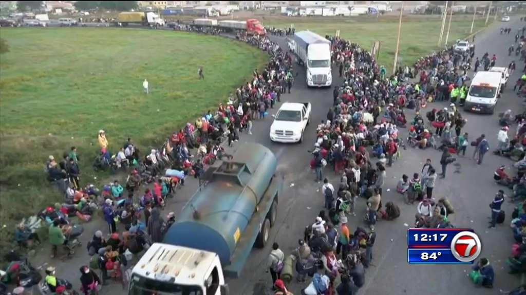 Migranti mehika