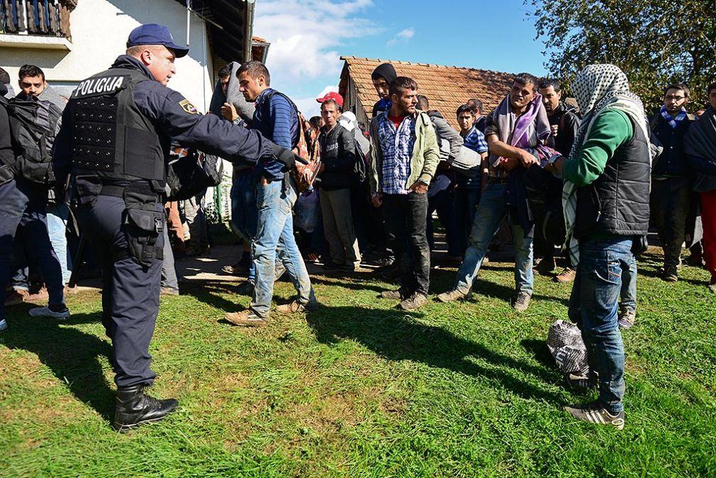 V letu 2020 nas bo Goran Vojnovič presenetil s migrantsko begunsko pravljico Nekoč so bili ljudje. Fotografija je simbolična (Foto: Demokracija)