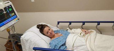 V bolnici