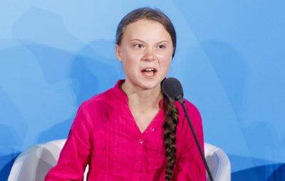 Greta, nova politična vzornica zeleno rdečih Socialnih demokratov (Foto:Epa)