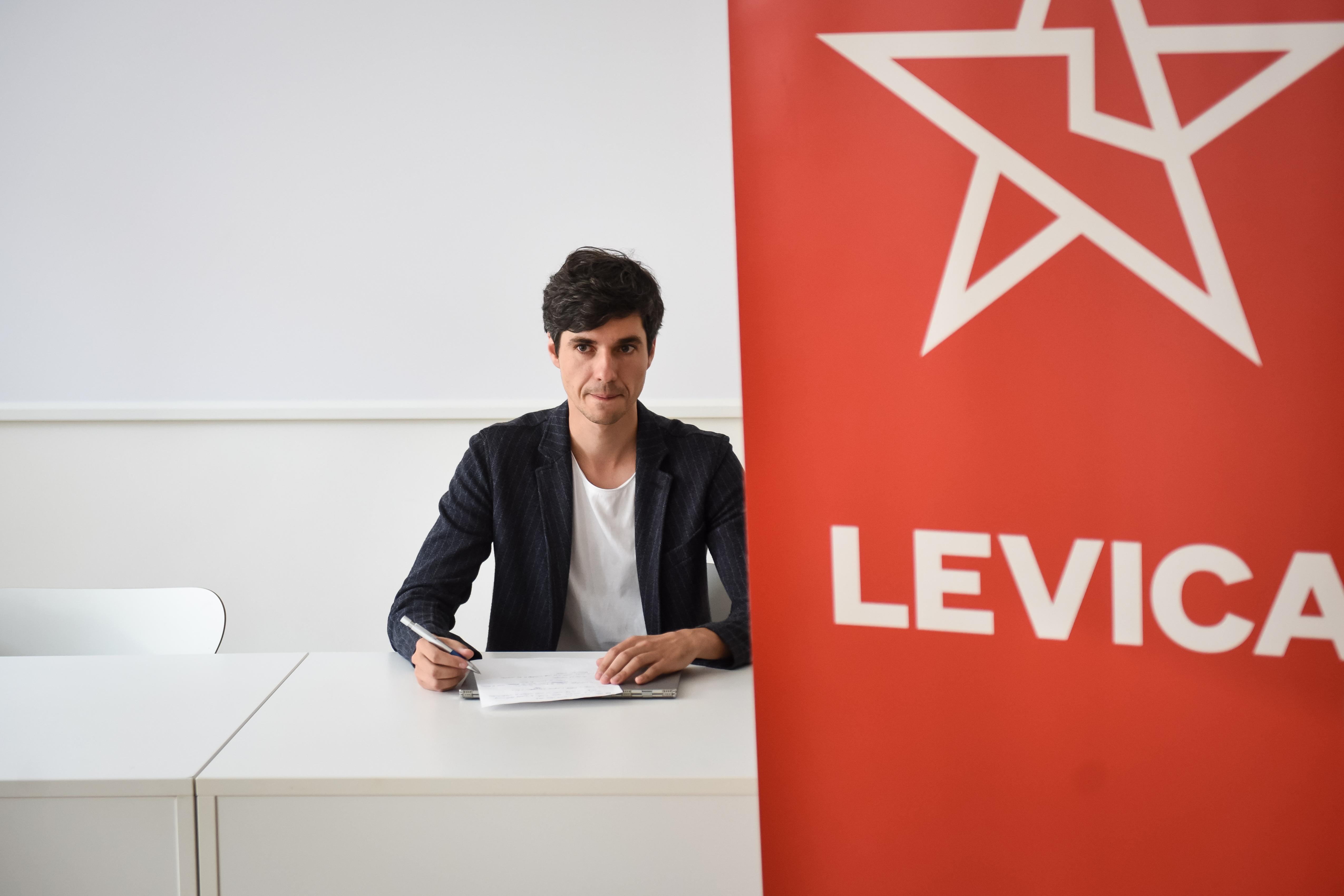 Luka Mesec (foto: STA)