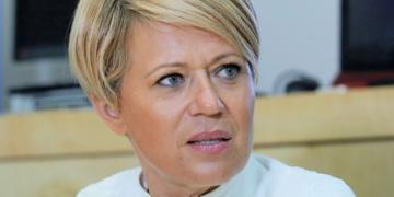 Kmetijska ministrica Aleksandra Pivec (twitter)