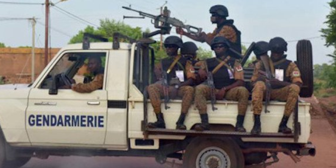 Burkina Faso (vir Twitter)