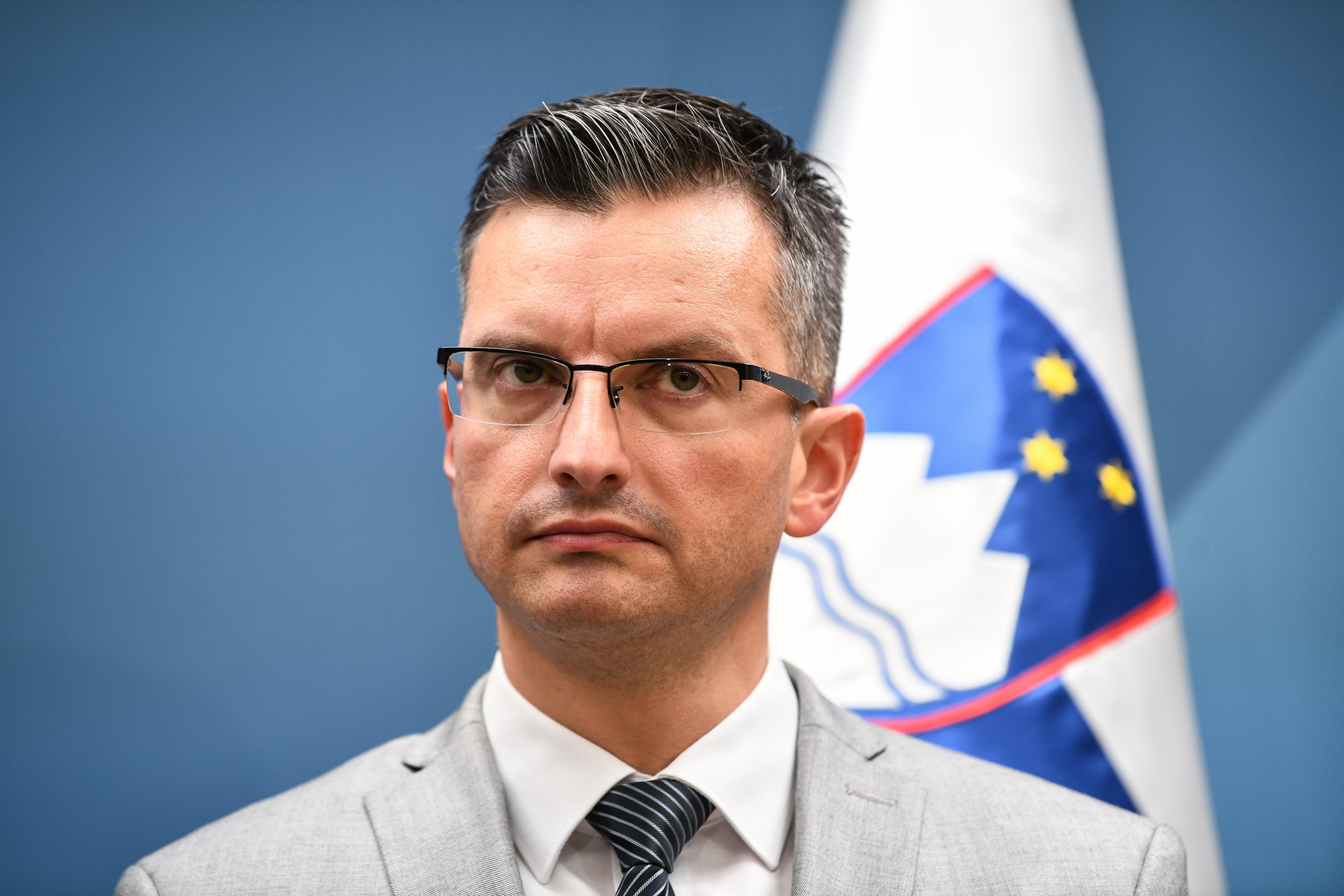 Predsednik vlade Marjan Šarec je zatajil svoje bivše županske kolege. (Foto: STA)