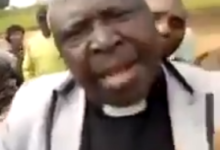 Nigerijski duhovnik sporoča grozljivo novico o genocidu nad kristjani v Nigeriji(vir Twiter))