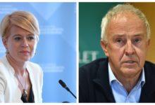 Aleksandra Pivec in Zlatko Ficko (foto: STA)