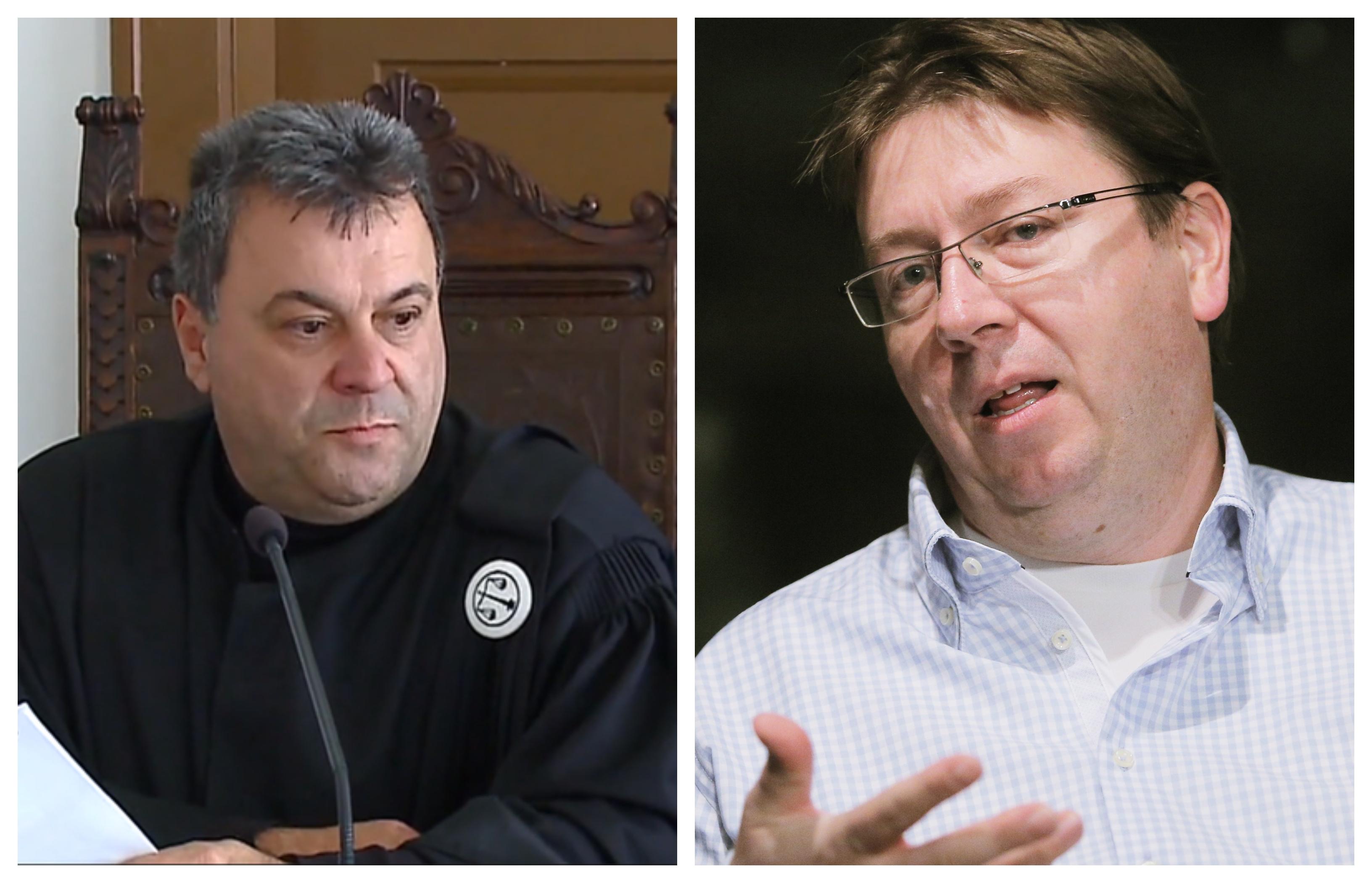 Zvejzdan Radonjić vs Boris Vezjak (vir STA, Nova24tv)