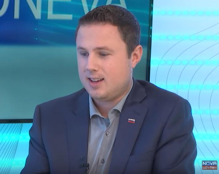 Žan Mahnič (Nova24TV)