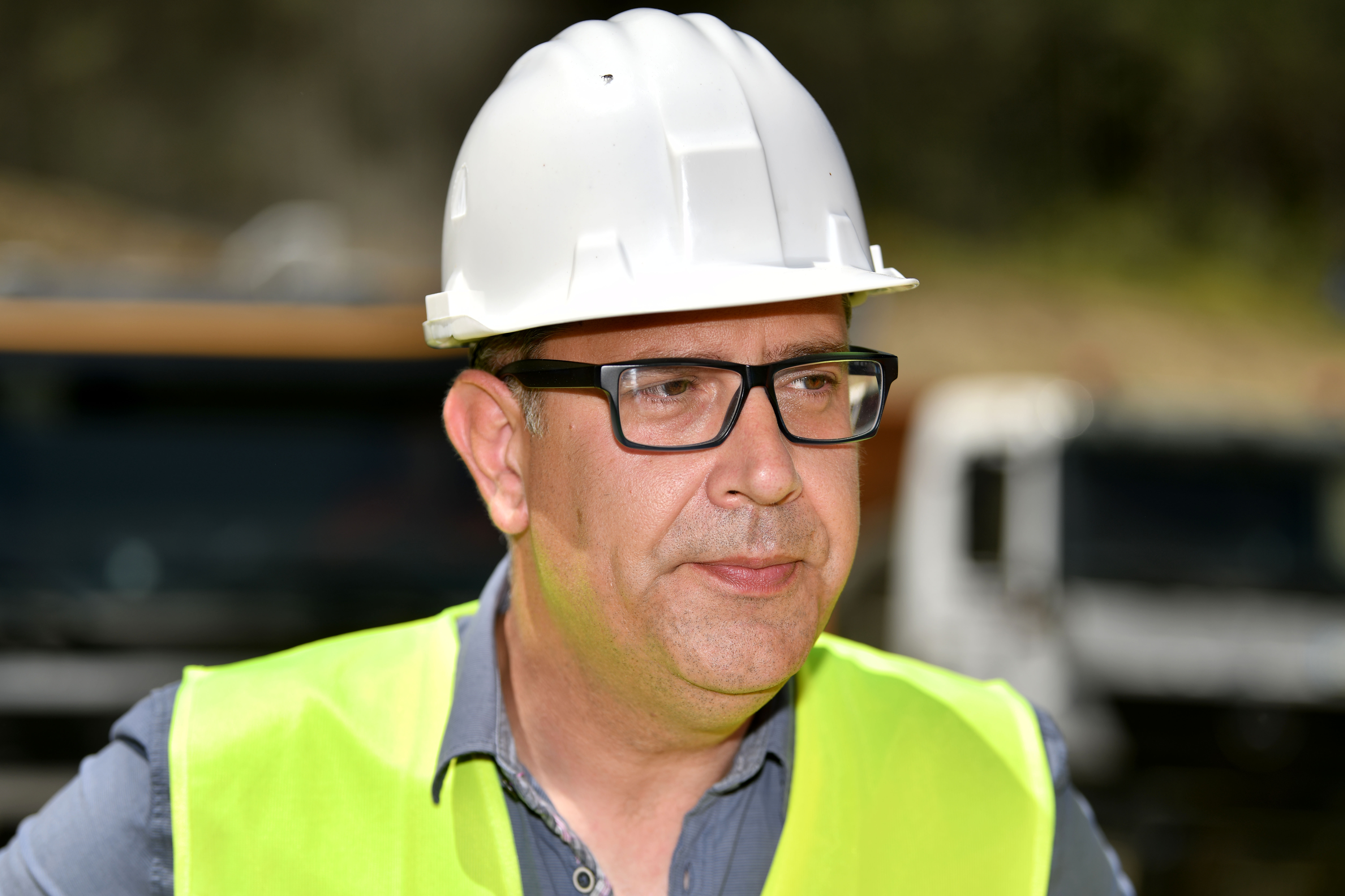 Koprski župan Aleš Bržan (Foto: STA)