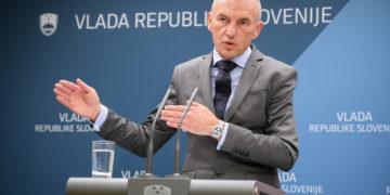 Minister za zdravje Aleš Šabeder (Foto:STA)