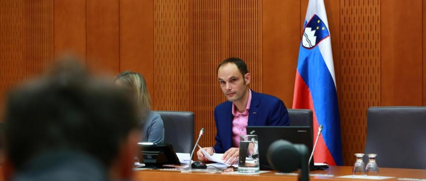 Anže Logar (Foto: Slovenska demokratska stranka)