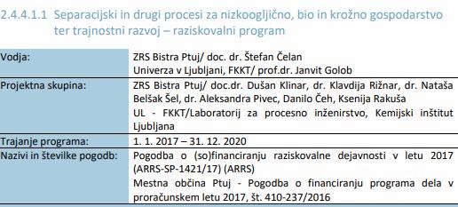 Vodje in avtorji projekta. Med njimi tudi Aleksandra Pivec. (foto: Ajpes)