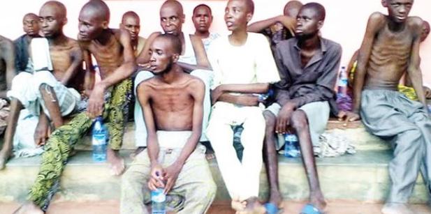 NIgerijske žrtve muslimanskega nasilja. (Foto:Twitter)