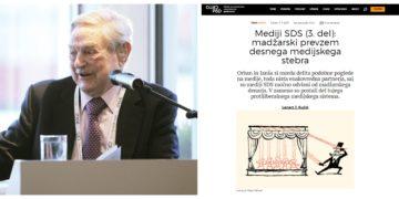 George Soros, portal Podčrto (Foto: STA)