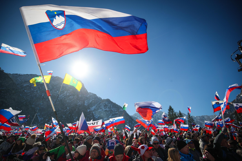 Slovenija praznuje 29.rojstni dan samostojnosti in enotnosti. (Foto: STA)