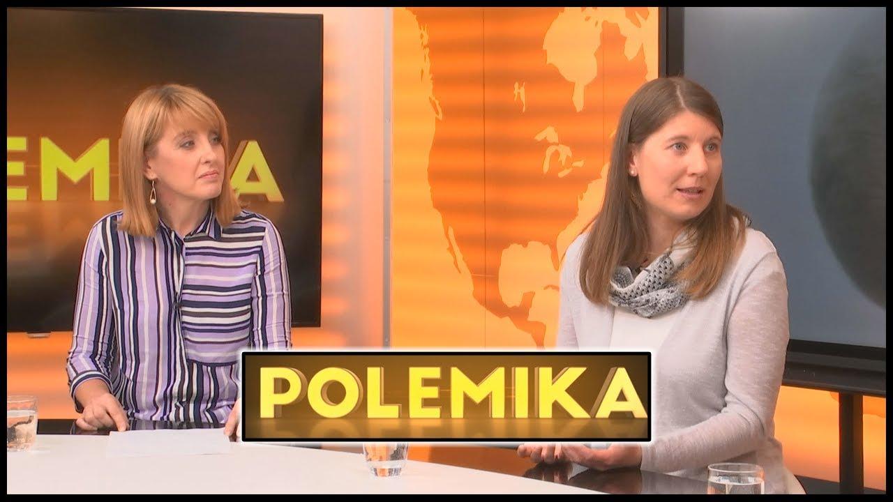 Direktorica zavoda Živ!m Darja Pečnik. (Foto: Nova24tv)
