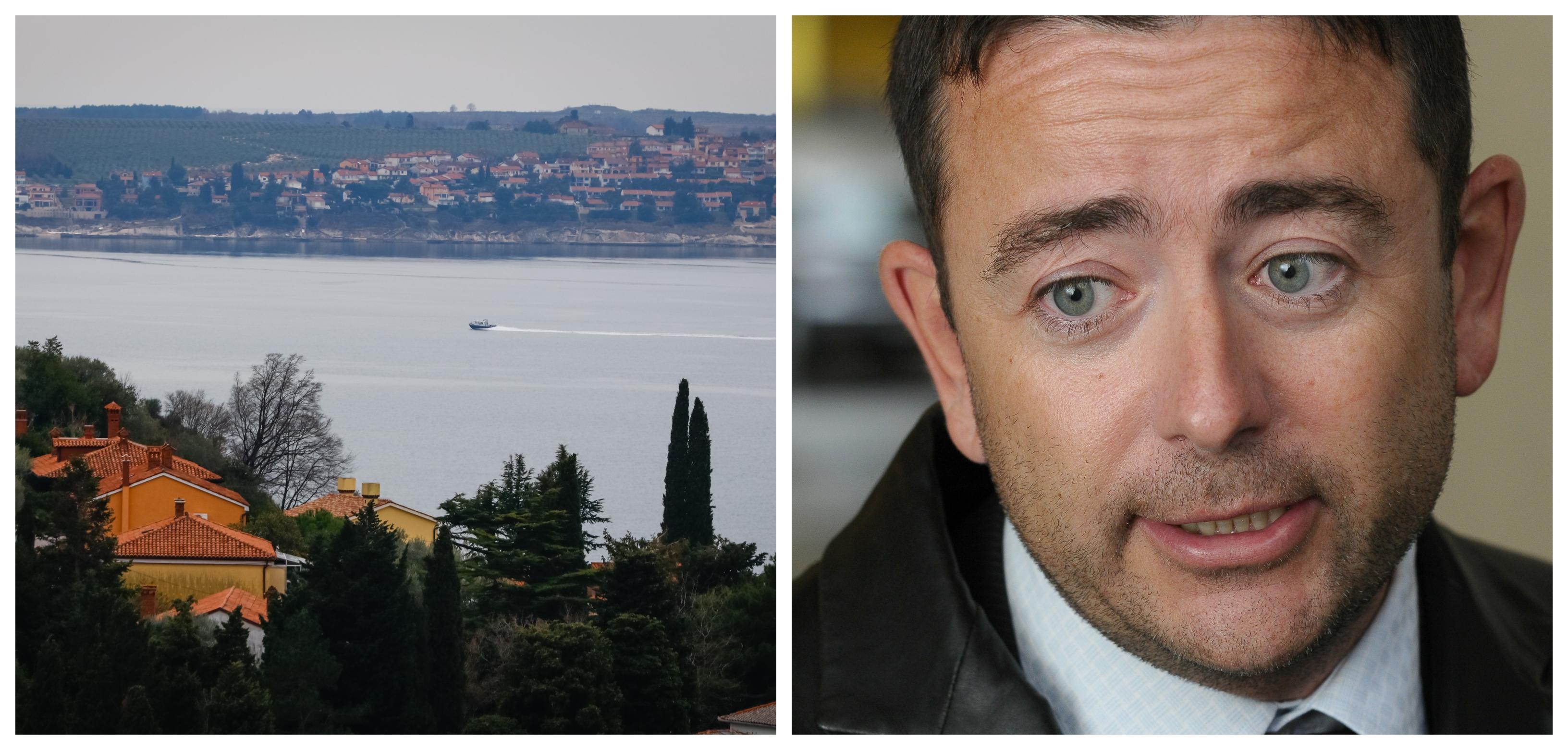Uresničile so se žal napovedi dr. Miha Pogačnika pred desetletjem glede slovenskega arbitražnega sporazuma. (Foto: STA)