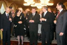 Marko Ilešič na različne načine skupaj s predsednikom Sodnega sveta Erikom Kerševanom režirata čudno izbiro dveh kandidatov za sodnika Sodišča EU v Luksemburgu. (Foto: STA)