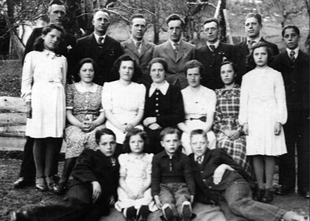 Foto: (Železniški niti, Muzejsko društvo Železniki)