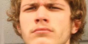 20-letni osumljenec Lucian Adrian Johnston. (Foto: Twitter)
