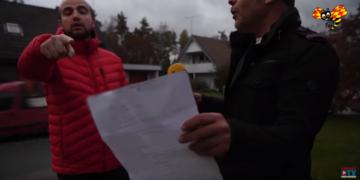 Švedski politik sirskih korenin, član stranke Socialnihdemokratov Rashad Alasaad je za vsote denarja tihotapil ilegalne migrante iz Turčije, Grčije na Švedsko. (Foto: Youtube)